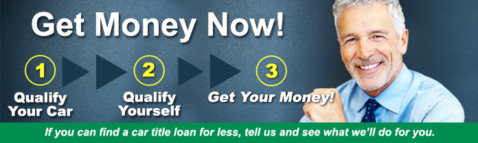 Money for Car Title Loans